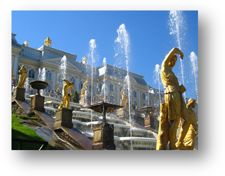 The Great Peterhof Palace