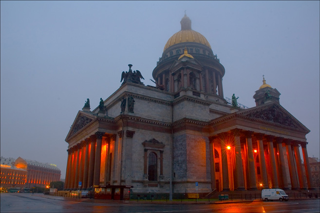 St.Isaak's cathedral